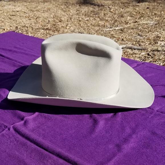 c963d3567b2ba9 Resistol Accessories | Cowboy Hat Size 7 18 Beaver Twenty Five ...